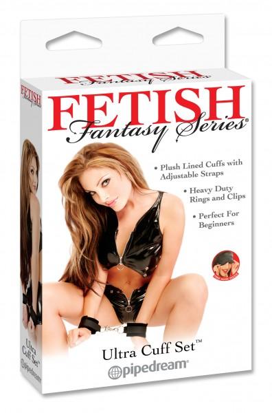 Fetish Fantasy Ultra Cuff Set