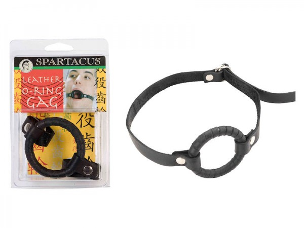 Gag O Ring 1-3/4 Leather