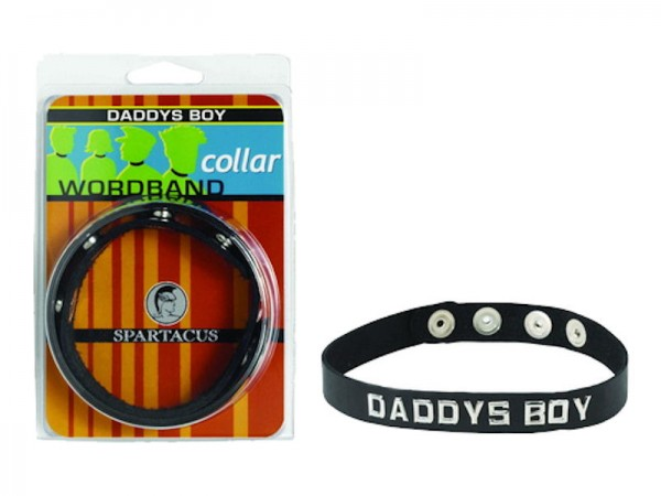 Sm Collar-daddys Boy