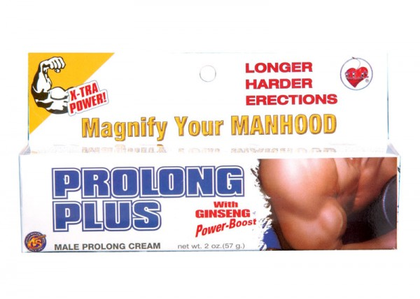 Prolong Plus 2oz