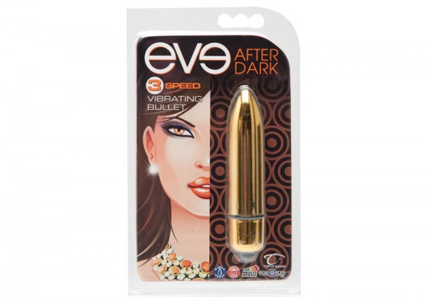 Eve After Dark Vibrating Bullet Honey