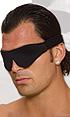 Polyester Blindfold Black