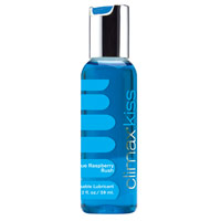 Climax Kiss 2oz Blue Raspberry Rush