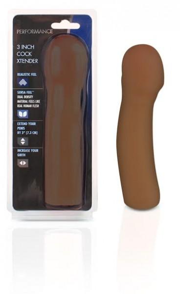 Cock Xtender 3 Brown