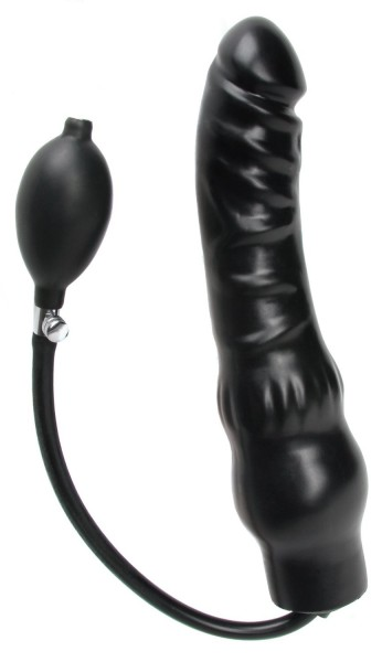 Rubber Inflatable Dildo