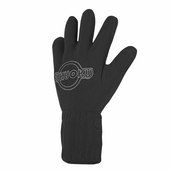 Fukuoku Glove Left Hand Large Black