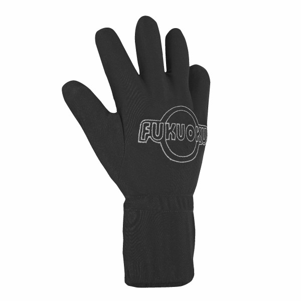 Fukuoku Glove Right Hand Large Black