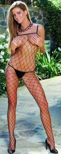 Body Stocking Black Os geneva