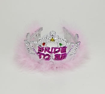 Flashing Tiara Bride To Be