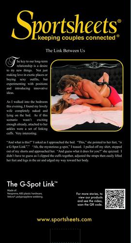 G-spot Link