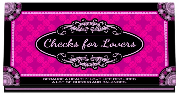 Checks For Lovers