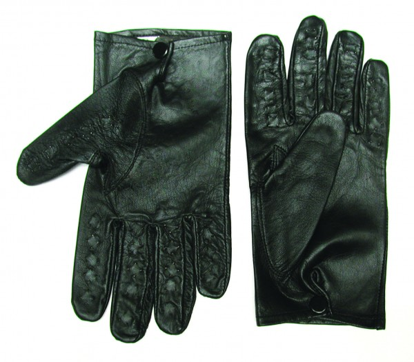 Vampire Gloves Leather Medium