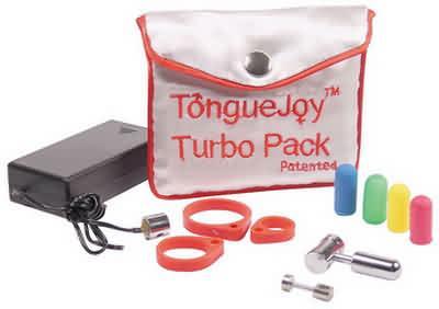 Tongue Joy/turbo Pack