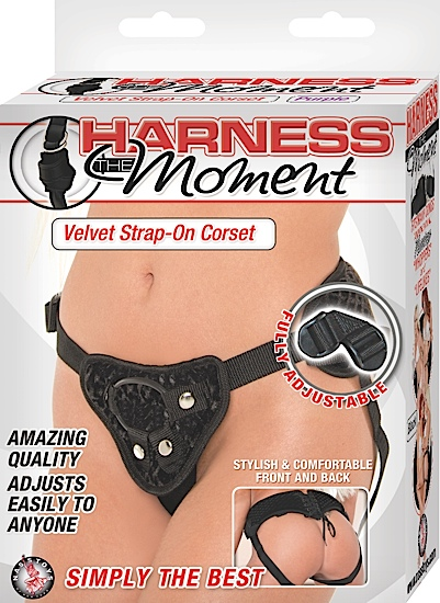 Harness The Moment Black