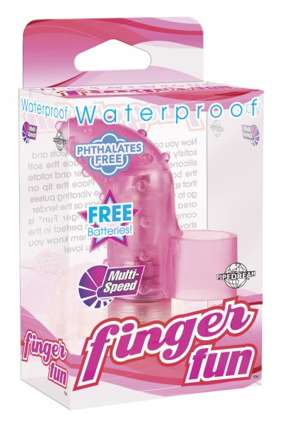 W/p Finger Fun Pink