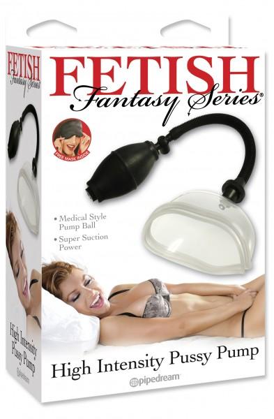 Fetish Fantasy Pussy Pump
