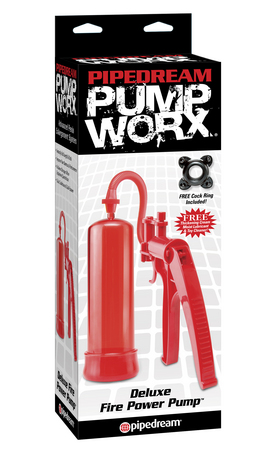 Pump Worx Deluxe Fire Pump
