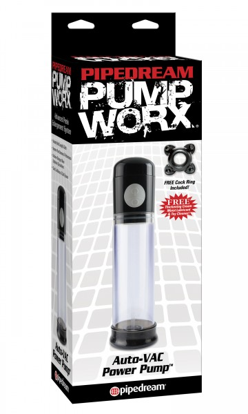 Pump Worx Auto Vac Power Pump