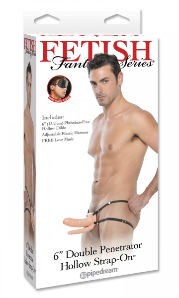 Fetish Fantasy Double Penetrator Flesh