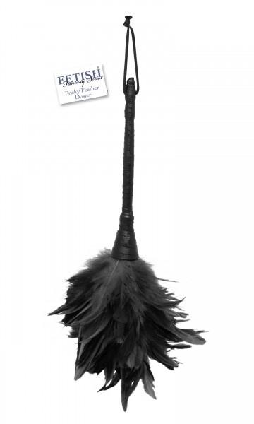 Frisky Feather Duster Black