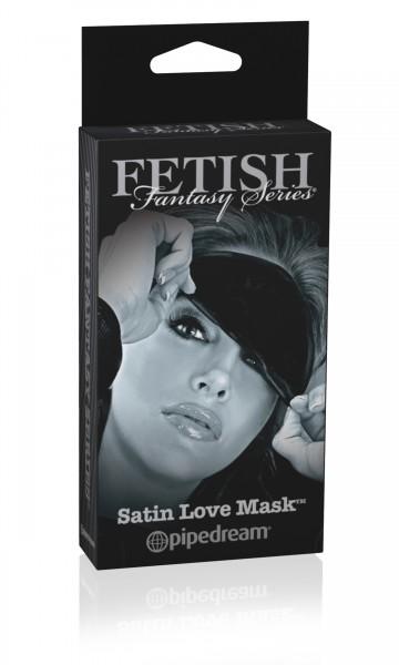 Fetish Fantasy Limited Satin Love Mask