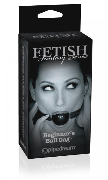Fetish Fantasy Limited Beginners Ball Gag