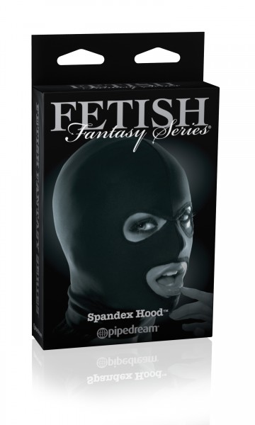 Fetish Fantasy Limited Spandex Hood