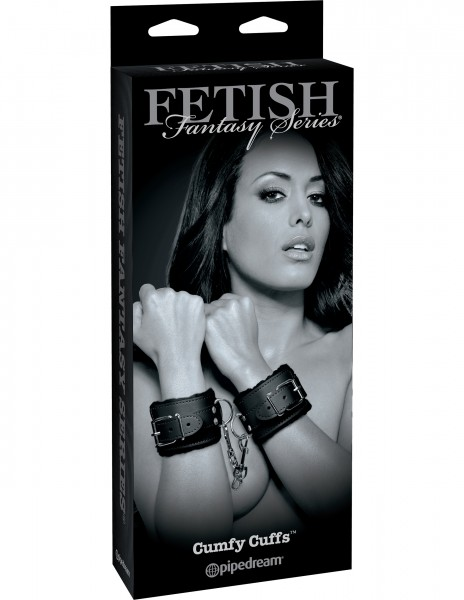 Fetish Fantasy Cumfy Cuffs