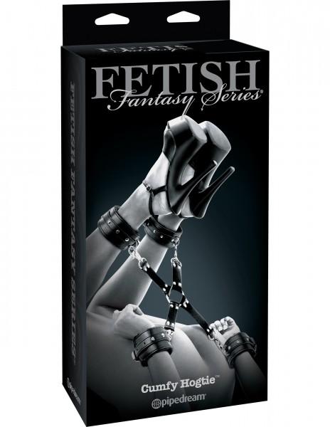 Fetish Fantasy Cumfy Hogtie