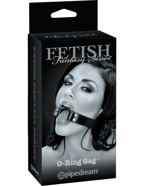 Fetish Fantasy O Ring Gag