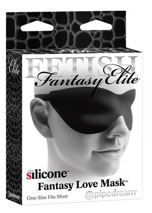 Fetish Fantasy Elite Fantasy Love Mask Black