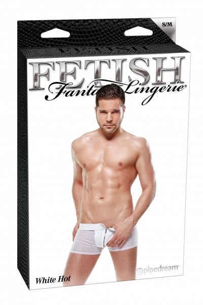 Fetish Fantasy Male White Hot S/m(wd)