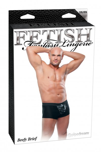Fetish Fantasy Male Beefy Brief 2xl/3xl(wd)