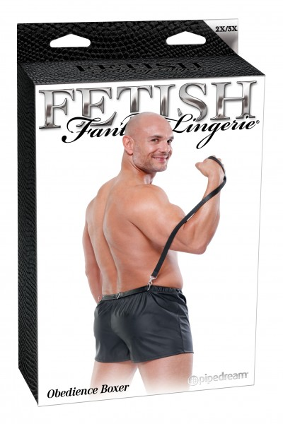 Fetish Fantasy Male Obedience Boxer 2xl/3xl(wd)