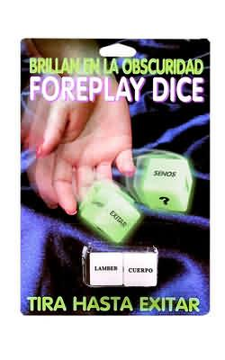 Erotic Dice-ea-spanish Version