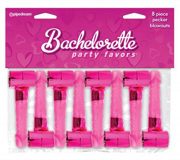 Bachelorette 8pc Pecker Blowouts