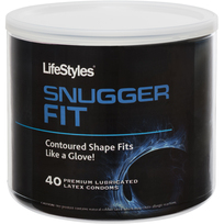 Lifestyles Snugger Fit 40pc Bowl