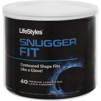 Lifestyles Snugger Fit 40pc Bowl