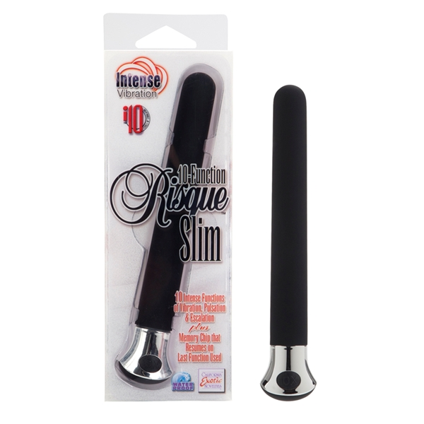 Risque Slim 10 Function Black