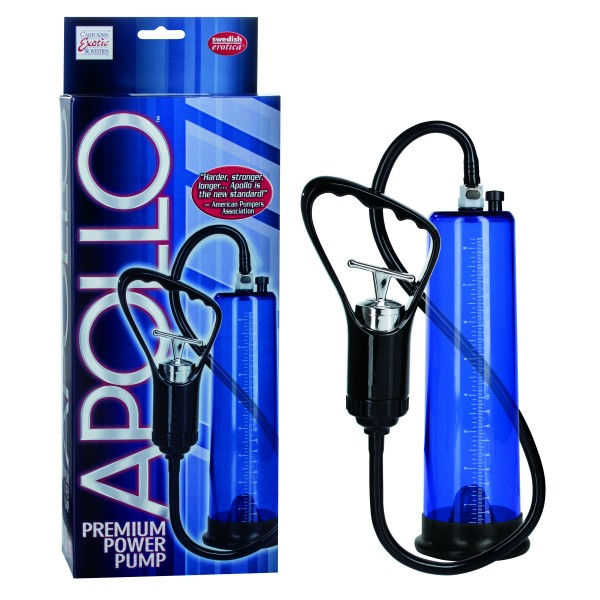 Apollo Premium Power Pump Blue