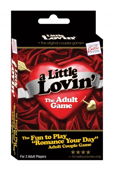 A Little Lovin' Game