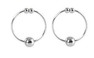 Nipple Ring-silver