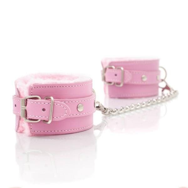 Kinky Kuffs Pink