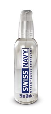 Swiss Navy Water Based Lube 2 Oz