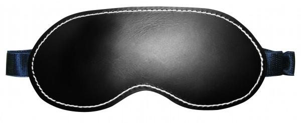 Edge Leather Blindfold Bu