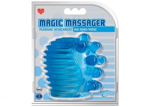 Magic Massager Pleasure Attachment Nubs