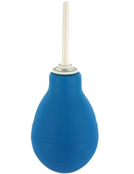Clean Stream Enema Bulb Blue