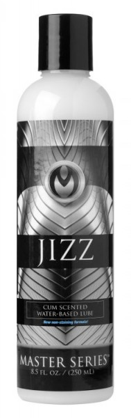 Master Series Jizz Lube 8oz