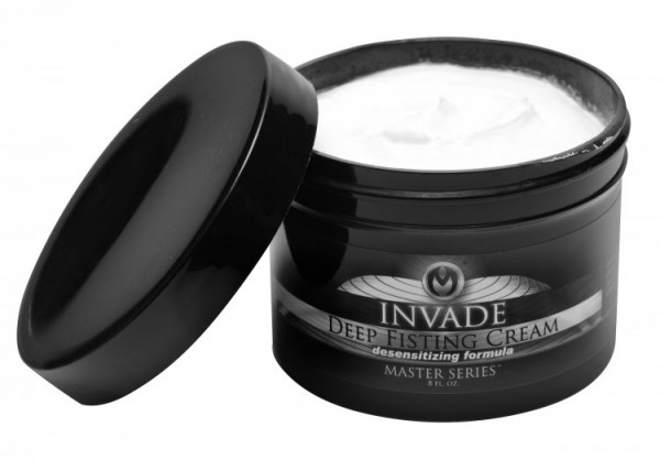 Master Series Fisting Cream 8 Oz