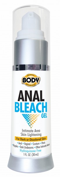 Body Action Anal Bleaching Gel